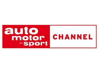 Auto Motor und Sport Channel Logo