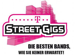 Telekom Street Gigs Logo