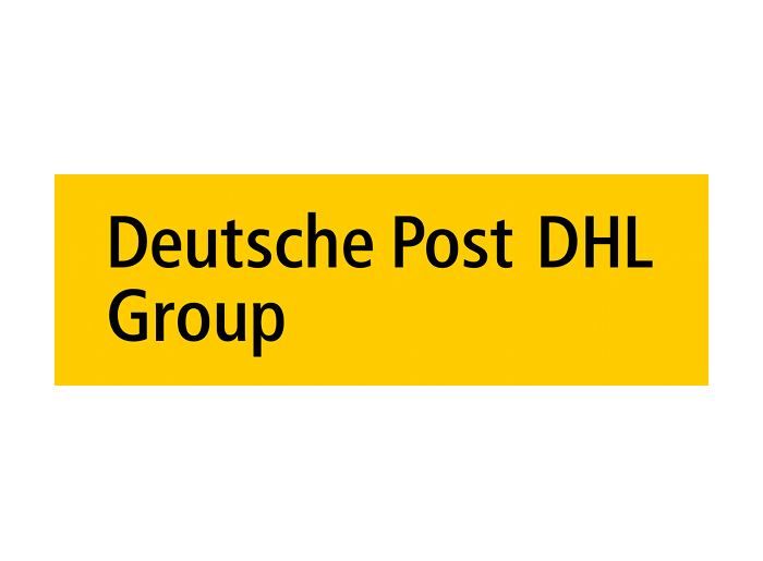 Logo der DPDHL Group